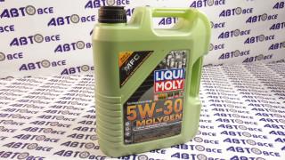Масло моторное 5W30 (синтетика) SN/SF LIQUIMOLY MOLYGEN 5L
