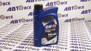 Масло моторное 5W40 (синтетика) SL/CF ELF EVOLUTION 900NF 1L