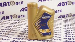 Масло моторное 5W40 (синтетика) SN/CF Роснефть MAGNUM ULTRATEC 1L