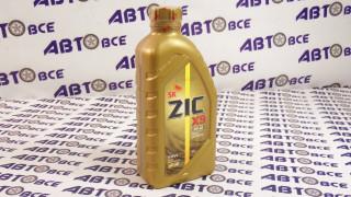 Масло моторное 5W40 (синтетика) SN ZIC X9 1L