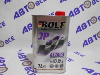 Масло моторное 5W30 (синтетика) SN ROLF JP 1L