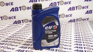 Масло моторное 5W30 (синтетика) SL/CF ELF EVOLUTION 900 SXR 1L