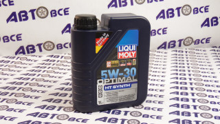 Масло моторное 5W30 (синтетика) SN/CF LIQUI MOLY OPTIMAL 1L