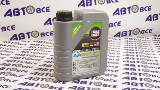 Масло моторное 5W30 (синтетика) SN LIQUIMOLY SPECIAL TEC AA 1L