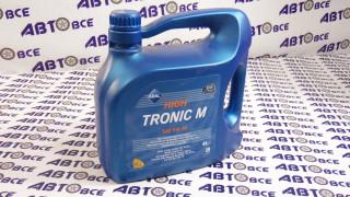 Масло моторное 5W40 (синтетика) SN/CF ARAL HIGH TRONIC M 4L