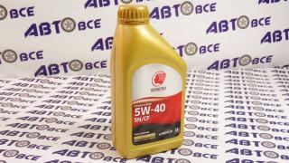 Масло моторное 5W40 (синтетика) SN/CF  IDEMITSU 1L