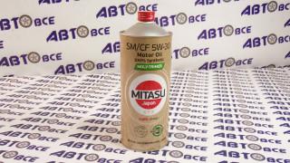 Масло моторное 5W30 (синтетика) GF-4 MITASU 1L