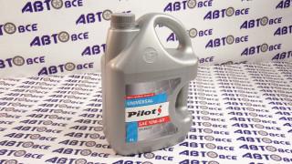 Масло моторное 10W40 (полусинтетическое) SG/CD PILOTS 4L