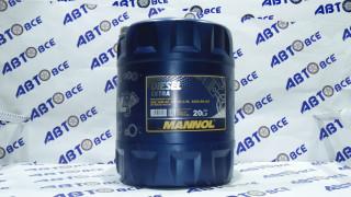Масло моторное 10W40 (полусинтетическое) MANNOL DIESEL EXTRA 20L
