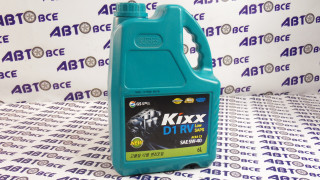 Масло моторное 5W40 (синтетика) D1 SN KIXX DIESEL 6L