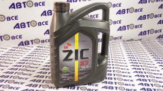 Масло моторное 10W40 (синтетика) CI-4 ZIC X7 DIESEL 4L