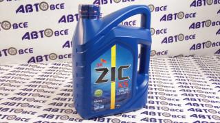 Масло моторное 10W40 (полусинтетическое) CI-4 ZIC X5 DIESEL 4L