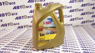 Масло моторное 10W40 (полусинтетическое) CF/SH ENI I-SINT TD DIESEL 5L