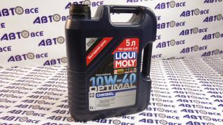 Масло моторное 10W40 (полусинтетическое) CF LIQUI MOLY OPTIMAL DIESEL 5L