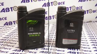 Масло моторное 5W30 (синтетика) MAZDA  ULTRA 1L