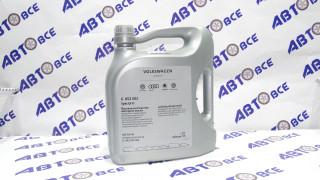 Масло моторное 5W40 (синтетика) VAG SPECIAL G 5L
