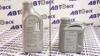 Масло моторное 0W30 (синтетика) VOLKSWAGEN LONGLIFE 3 1L