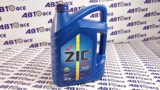 Масло моторное 10w40 (полусинтетическое) CI-4 ZIC X5 DIESEL 6L