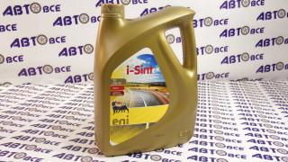 Масло моторное 5W40 (синтетика) A3/B4 ENI I-SINT DIESEL TD 4L