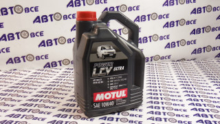 Масло моторное 10W40 (полусинтетическое) SM/CF MOTUL POWER LCV ULTRA 5L