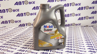 Масло моторное 5W40 (синтетика) A3/B4 MOBIL SUPER 3000 DIESEL 4L