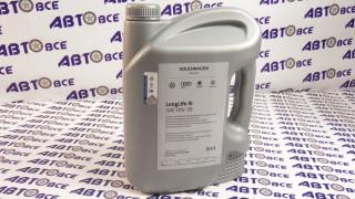 Масло моторное 5W30 (синтетика) VOLKSWAGEN LONGLIFE 3 5L