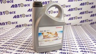 Масло моторное 5W30 (синтетика) HONDA HFS-E 4L