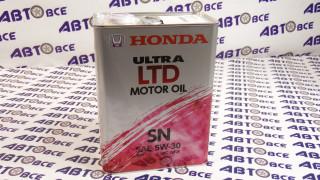 Масло моторное 5W30 (синтетика) GF-5 SN HONDA ULTRA LTD 4L