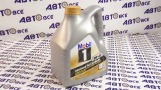 Масло моторное 0w40 (синтетика) SN/SM MOBIL 1 4L