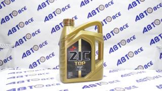 Масло моторное 0W40 (синтетика) SM/CF ZIC TOP 4L
