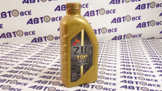 Масло моторное 0W40 (синтетика) SM/CF ZIC TOP 1L