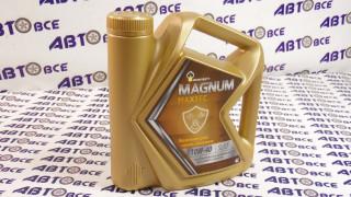 Масло моторное 10W40 (полусинтетическое) SL/CF РОСНЕФТЬ MAGNUM MAXTEC 4L