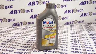 Масло моторное 5W40 (синтетика) A3/B3 MOBIL SUPER 3000 DIESEL 1L