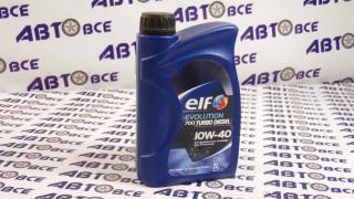 Масло моторное 10w40 (полусинтетическое) ELF 700 TURBO DIESEL 1L