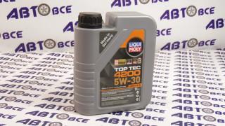 Масло моторное 5W30 (синтетика) SN/SF LIQUI MOLY TOP TEC 4200 1L