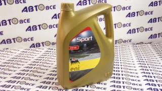 Масло моторное 10W60 (синтетика) ENI I SPORT 4L