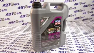 Масло моторное 5W30 (синтетика) SN/SF LIQUI MOLY TOP TEC 4500 C1-08 5L