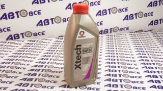Масло моторное 5W30 (синтетика) Xtech COMMA 1 L