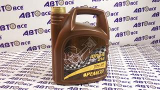 Масло моторное 10W40 (полусинтетическое) iDRIVE 214 PEMCO 5L