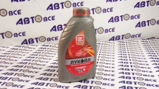 Масло моторное 15W40 (минеральное) SF/CC ЛУКОЙЛ СТАНДАРТ 1L