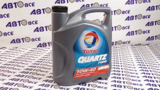 Масло моторное 10W40 (полусинтетическое) A3/B4 TOTAL QUARTZ 7000 DIESEL 4L