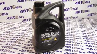 Масло моторное 5W30 (синтетика) SLGF HYUNDAI SUPER EXTRA 4L
