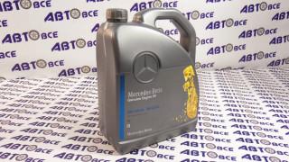 Масло моторное 5W40 (синтетика) MB 229.5 MERCEDES-BENS 5L
