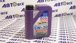 Масло моторное 5W30 (синтетика) SM/CF LIQUIMOLY SYNTOIL HIGH TECH 1L