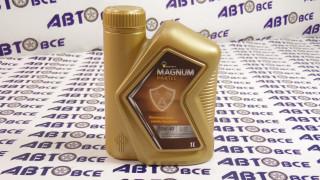 Масло моторное 10W40 (полусинтетическое) SL/CF РОСНЕФТЬ MAGNUM MAXTEC 1L