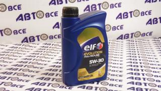 Масло моторное 5W30 (синтетика) ELF EVOLUTION FULLTECH FE 1L (сажевый фильтр)