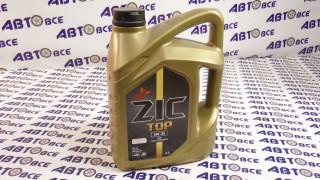 Масло моторное 5W30 (синтетика) SN/CF  C3 ZIC TOP 4L