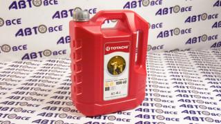 Масло моторное 10W40 (полусинтетическое) SL/CF TOTACHI NIRO OPTIMA PRO 4L