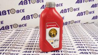 Масло моторное 10W40 (полусинтетическое) SL/CF TOTACHI NIRO OPTIMA PRO 1L
