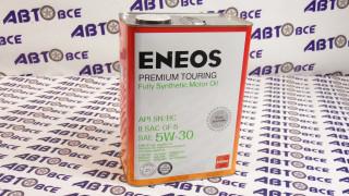 Масло моторное 5W30 (синтетика) SN/RC Premium Touring 4L ENEOS